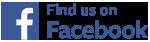 Find on us Facebook