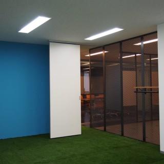 オフィス改装工事(執務室)