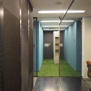 オフィス改装工事(廊下)