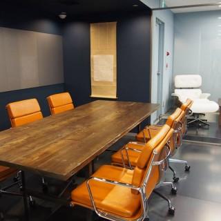 オフィス改装工事(会議室)