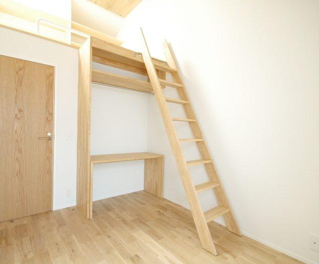 居室(ロフト付き)